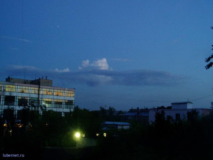 Фотография: Интересное облако!, пользователя: Sandy