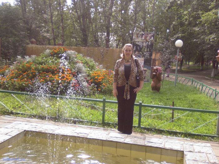 Фотография: В люберецком парке у фотнтанчика, пользователя: Sandy