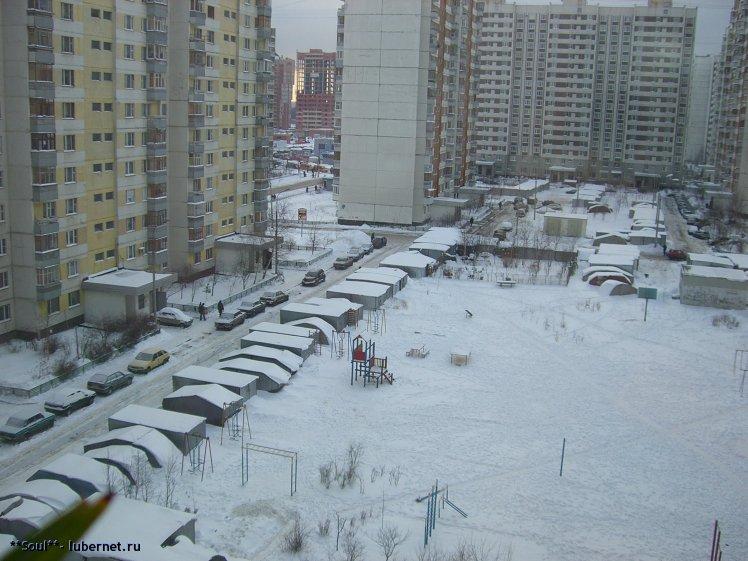 Фотография: зима в городке Б.jpg, пользователя: **Soul**
